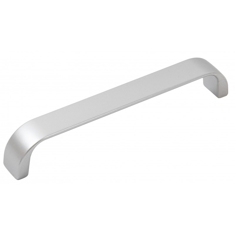 Мебельная ручка 5637-03 - 128 мм матовий хром (EKO)