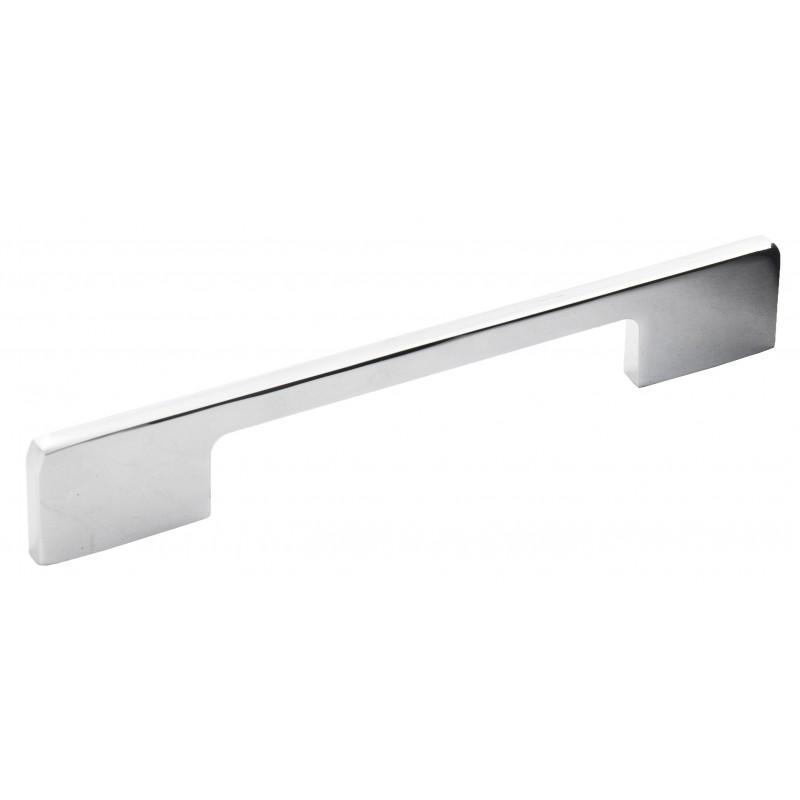 Мебельная ручка 5655-06 - 160 мм хром