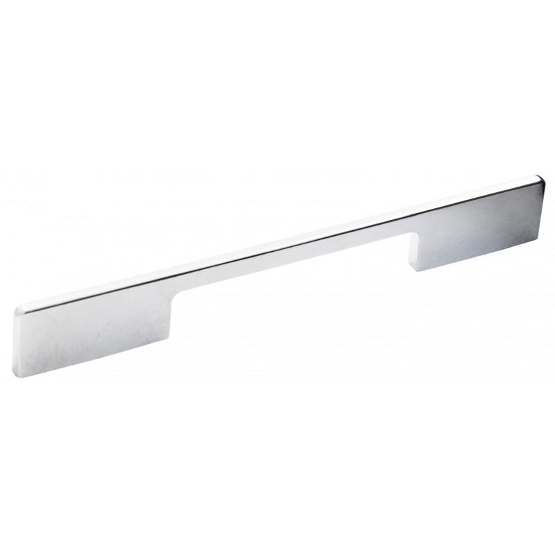 Мебельная ручка 5656-06 - 192 мм хром