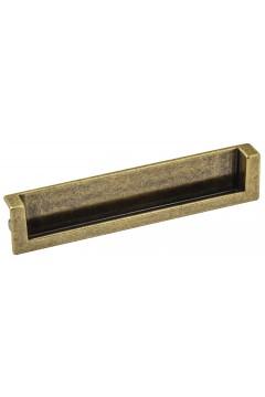 Мебельная ручка 5622-08 - 128 мм бронза
