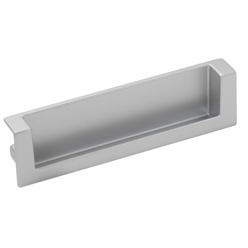 Мебельная ручка 5621-03 - 96 мм матовый хром