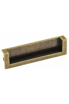 Мебельная ручка 5621-08 - 96 мм бронза