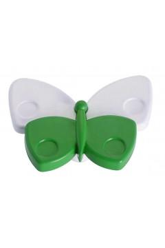 Ручка детская - бабочка зеленая