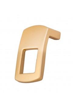 Ручка 6063-04 - 16 мм матовое золото