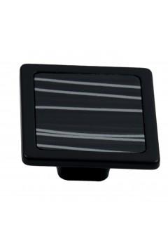 Ручка 6083-012/076 черная-черная с полосами