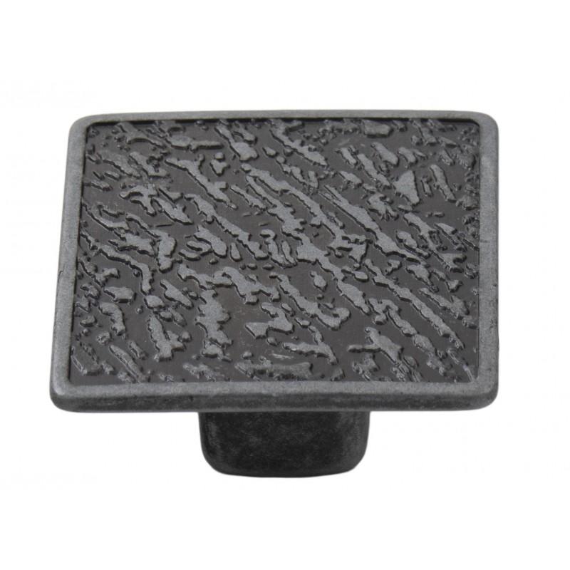 Мебельная ручка 6117-084 серебро