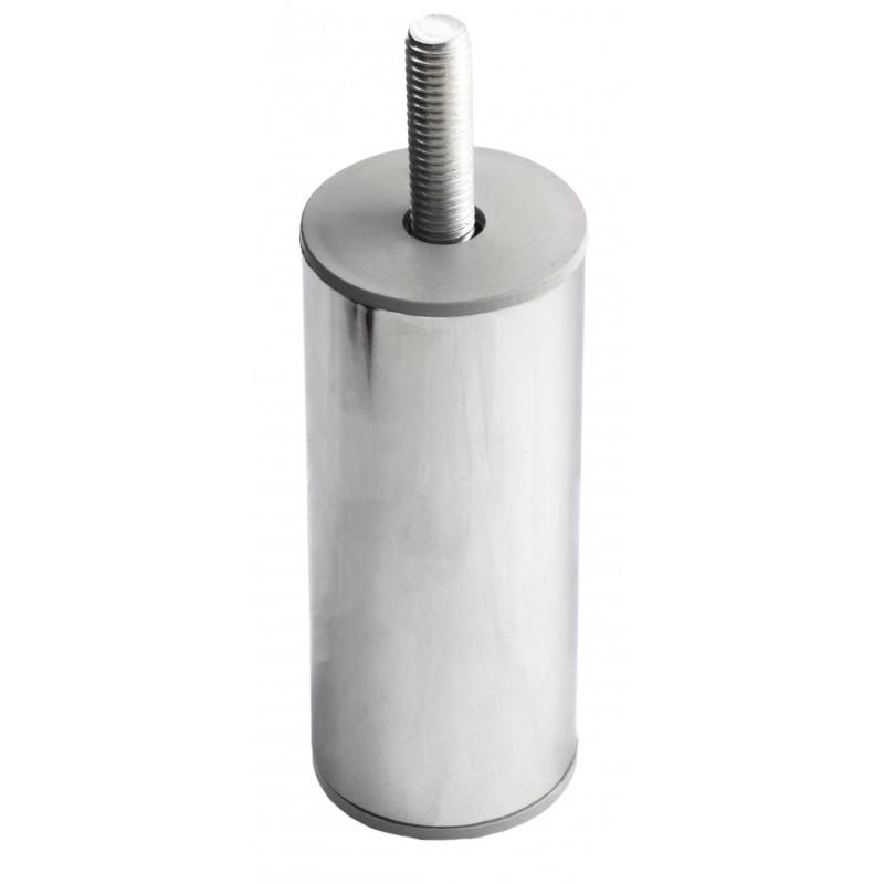 Коннектор 4210 - d=42 мм, h=100 мм Kapsan (Туреччина) Хром