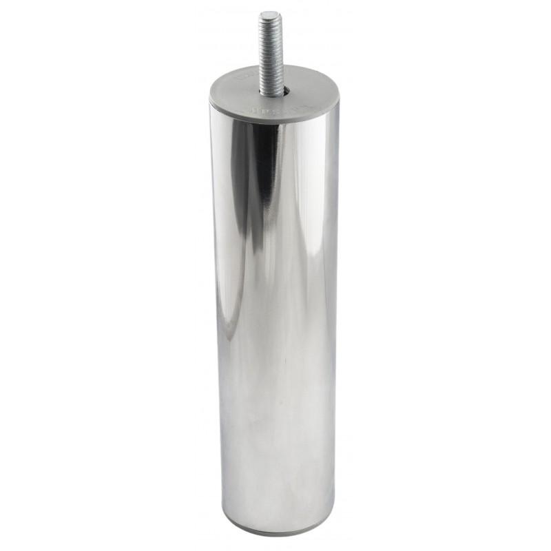 Коннектор 5110 - d=51 мм, h=200 мм Kapsan (Туреччина) Хром