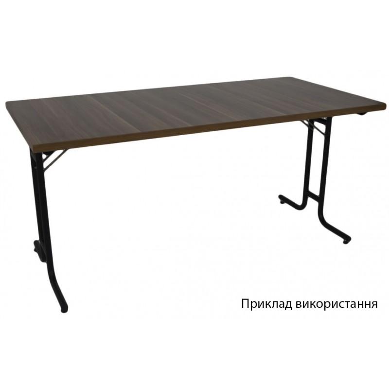 Ножки складные для стола Kapsan KMA-0226 h=720 мм черные