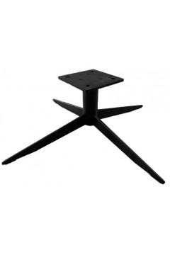 Опора поворотная для кресла Kapsan KDK-0011 60*220 мм матовая черная