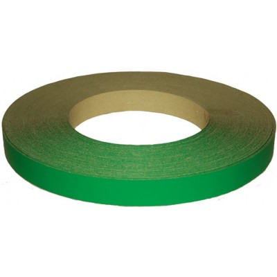 Торцовочный меламин ASR 20 мм зеленый (50 метров)