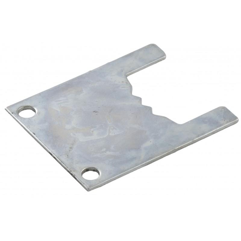 Навес 0283 для рамки металлический, плоский Mesan (Турция)