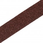 Aнтискользящая лента для ступенек SALMAN (ширина 25 мм, длина 25 м) бордовая
