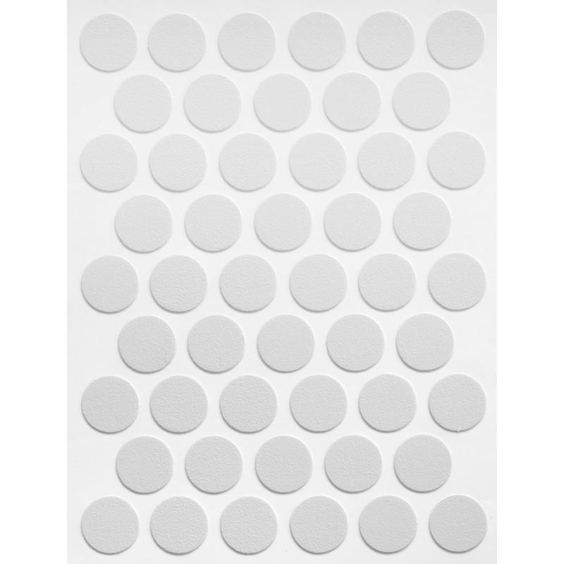 Заглушка WEISS под конфирмат - смкл. 0288 gri (светло-серая)