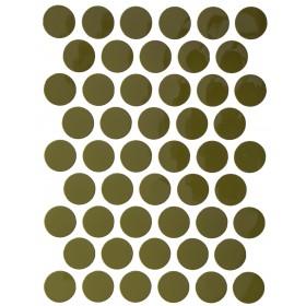 Загл. WEISS под конфирмат - смкл. 4010 (parlak zeytin yesili) глянец оливковый зеленый