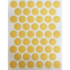 Загл. WEISS под конфирмат - смкл. 5001 sari (жовтий)