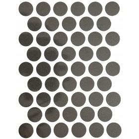 Загл. WEISS под конфирмат - смкл. 5010 parlak antrasit (глянець антрацит)