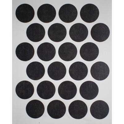 Заглушка WEISS под минификс - самоклейка 3265 Concrete Dark