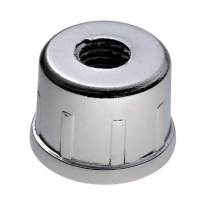 Крепеж 25мм R 12M Втулка металл с резьбой