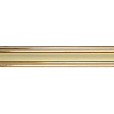 Молдинг M50 золото (14 мм) - по 100 метров (за 1 метр погонный)