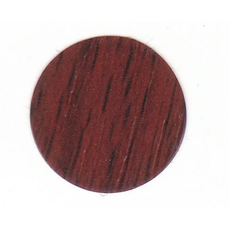 Загл. WEISS под минификс - смкл. 7102 Maun (Красное дерево)