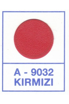 Загл. WEISS под конфирмат - смкл. 9032 Kirmizi (Красный)