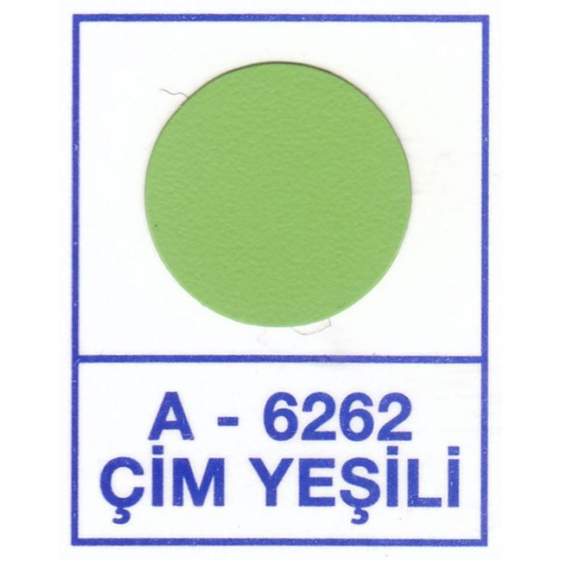 Загл. WEISS под конфирмат - смкл. 6262 Yesil (Салатовый)
