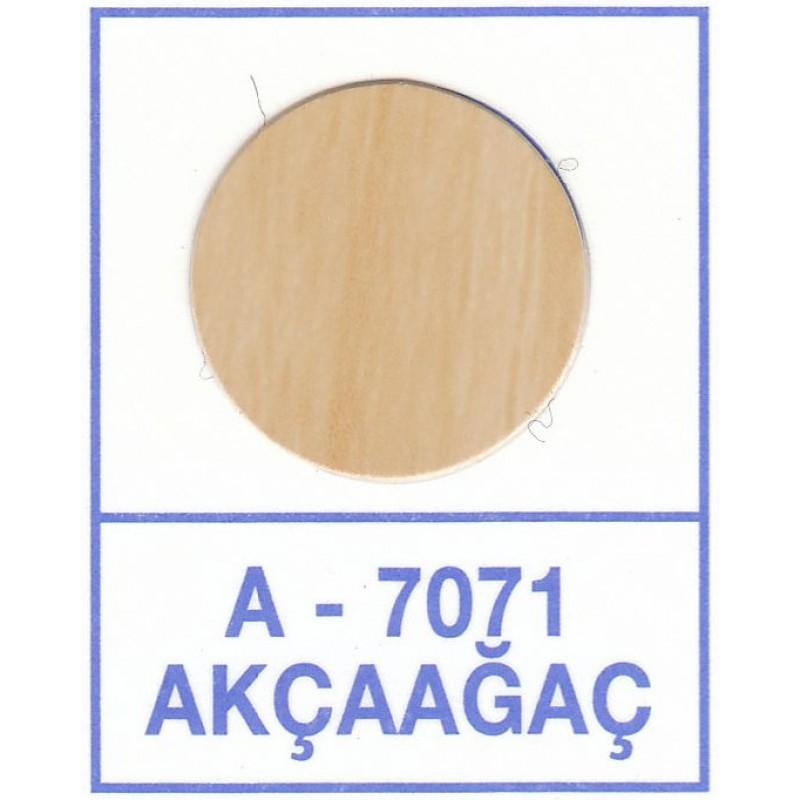 Загл. WEISS под конфирмат - смкл. 7071 Akcaagac (Клен)