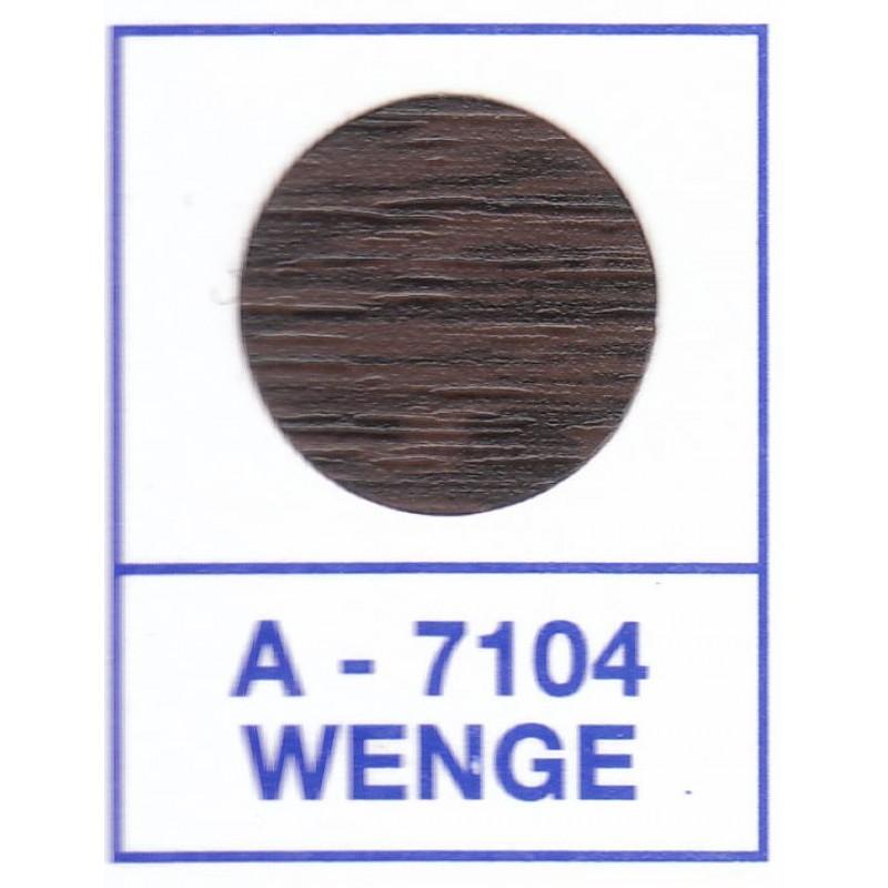 Загл. WEISS под конфирмат - смкл. 7104 Wenge (Дуб Венге)