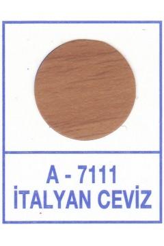 Загл. WEISS под конфирмат - смкл. 7111 Ital. Ceviz (Итал. орех)